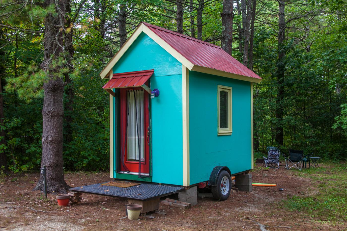 klein wonen als nieuwe trend bond beter leefmilieu. Black Bedroom Furniture Sets. Home Design Ideas